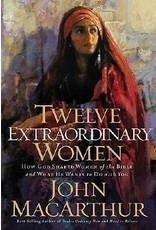MacArthur Twelve Extraordinary Women