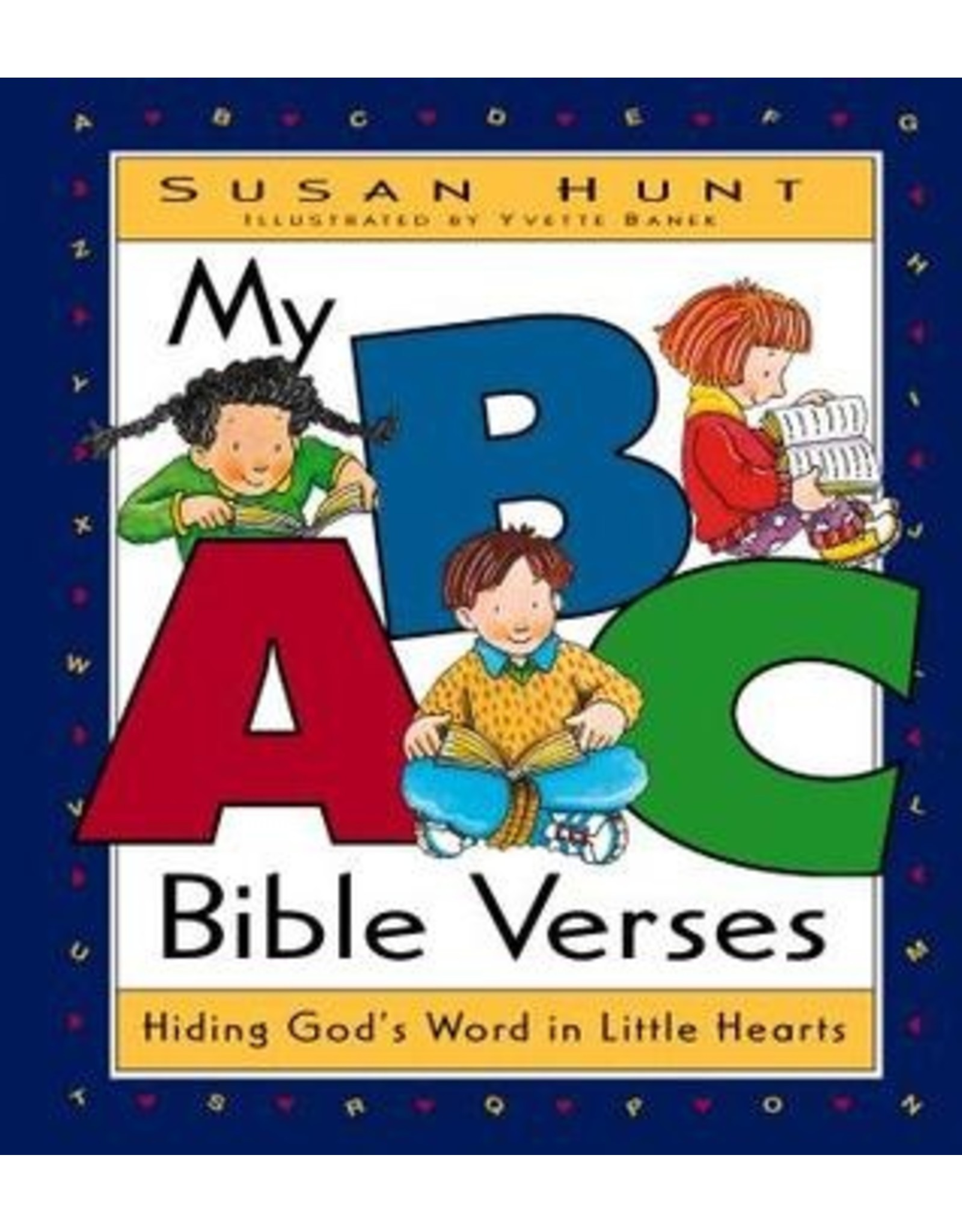 Hunt My ABC Bible Verses