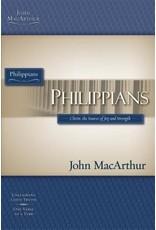 MacArthur MacArthur Bible Study Philippians Bible Study
