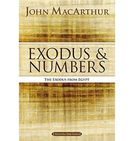 MacArthur MacArthur Bible Study  Exodus from Egypt, The