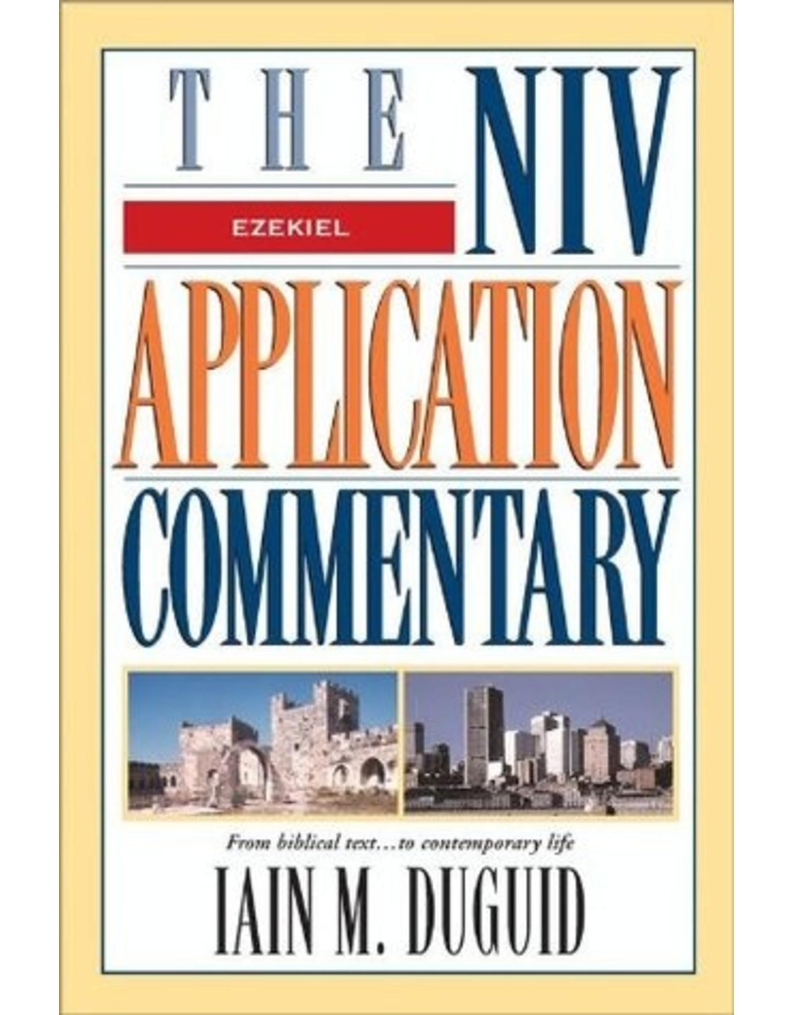Duguid NIV Application Commentary - Ezekiel
