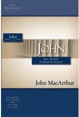 MacArthur MacArthur Bible Study  John