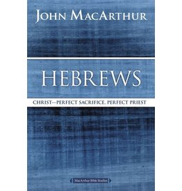 MacArthur MacArthur Bible Study  Hebrews