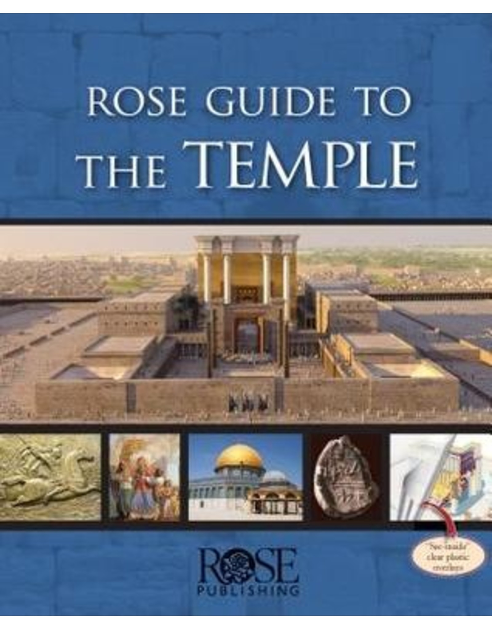 Rose Publishers Rose Guide To The Temple