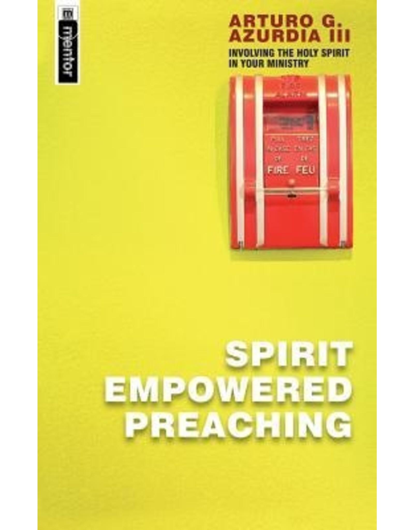 Azurdia Spirit Empowered Preaching