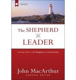 MacArthur Shepherd as Leader, The