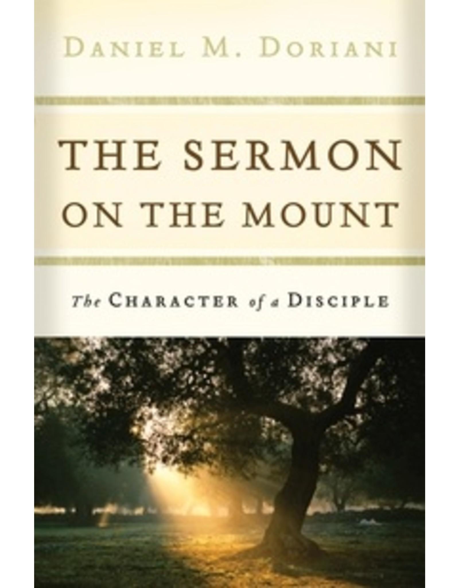 Doriani The Sermon on the Mount