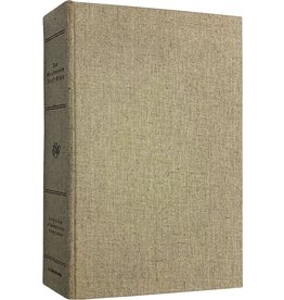MacArthur ESV MacArthur Study Bible Tan Cloth Over Board