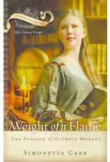 Carr Weight of a Flame