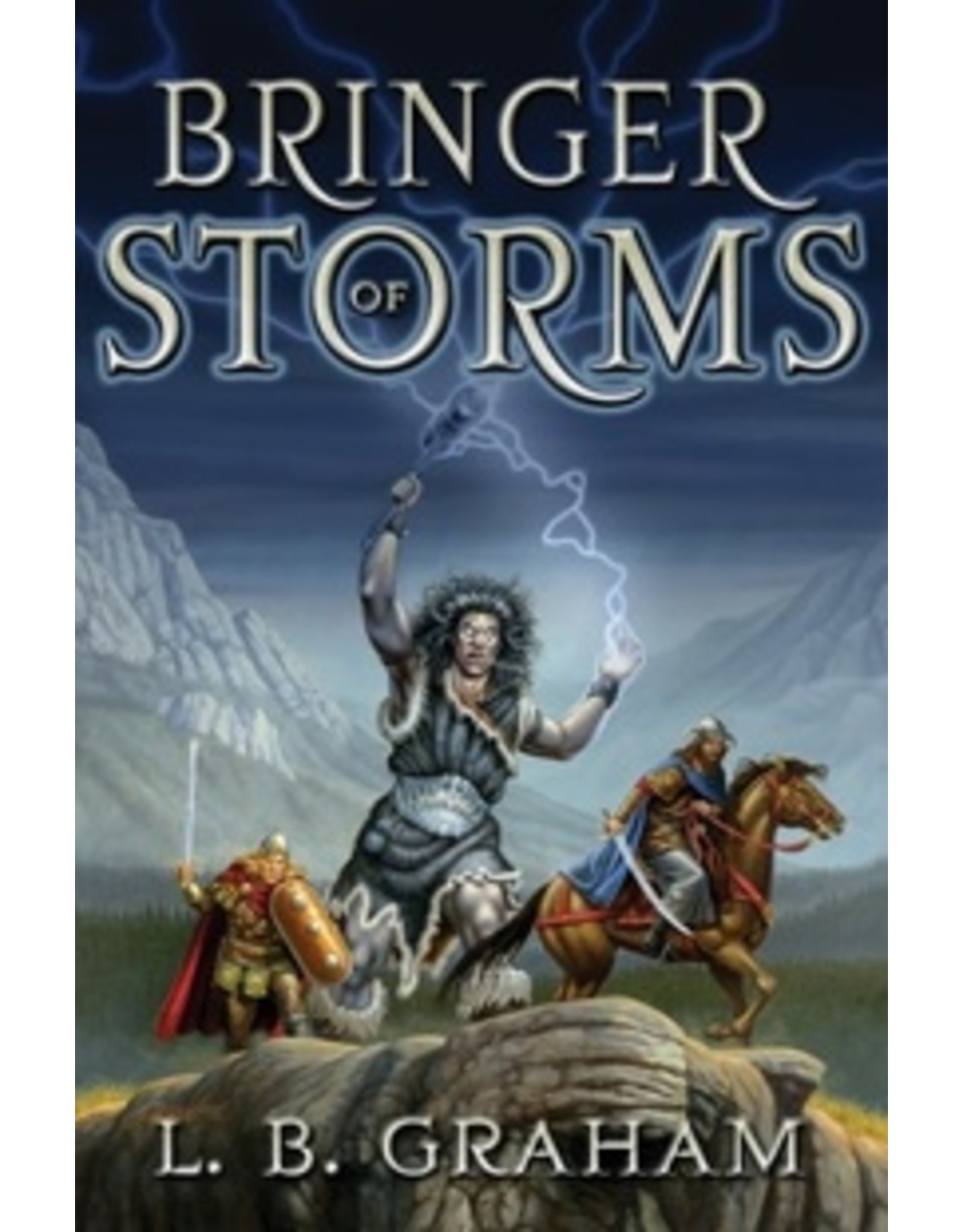 Graham Bringer of Storms