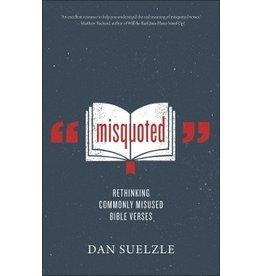Dan Suelzle Misquoted