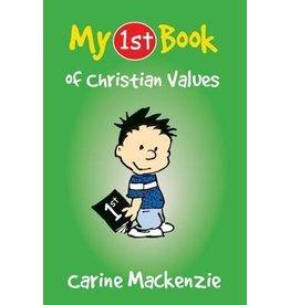 MacKenzie My 1st Book of Christian Values
