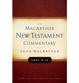 MacArthur MacArthur Commentary Luke 18-24