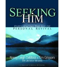 DeMoss Grissom Seeking Him