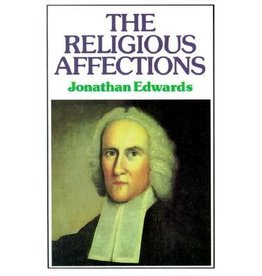 Edwards Religious Affections, The