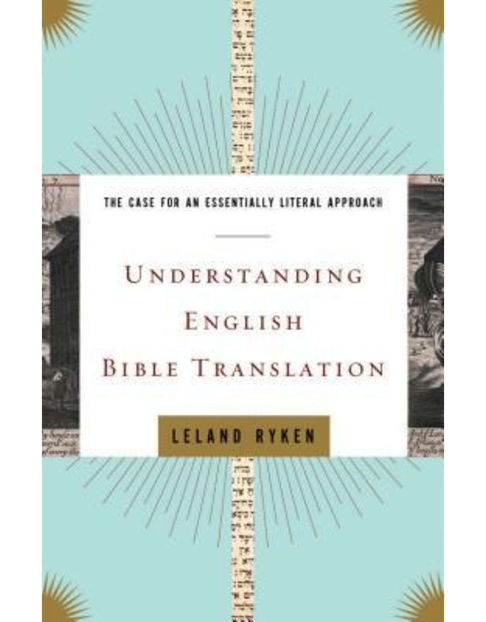 Ryken Understanding English Bible Translation