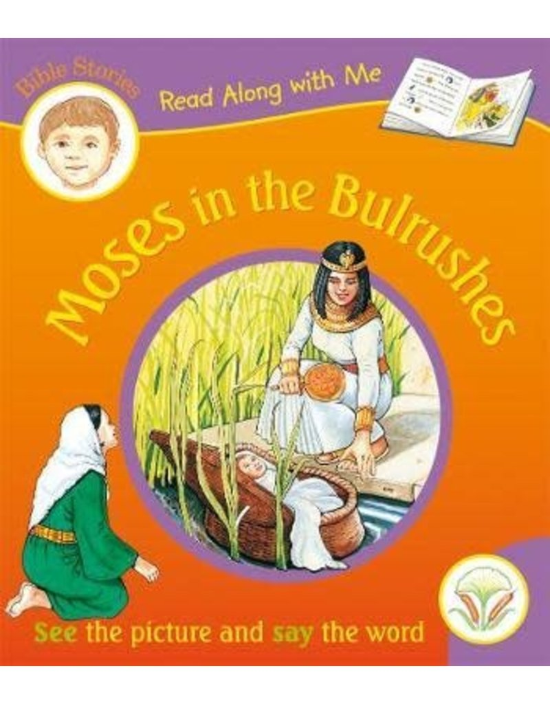 Read Along With Me - Moses in the Bulrushes