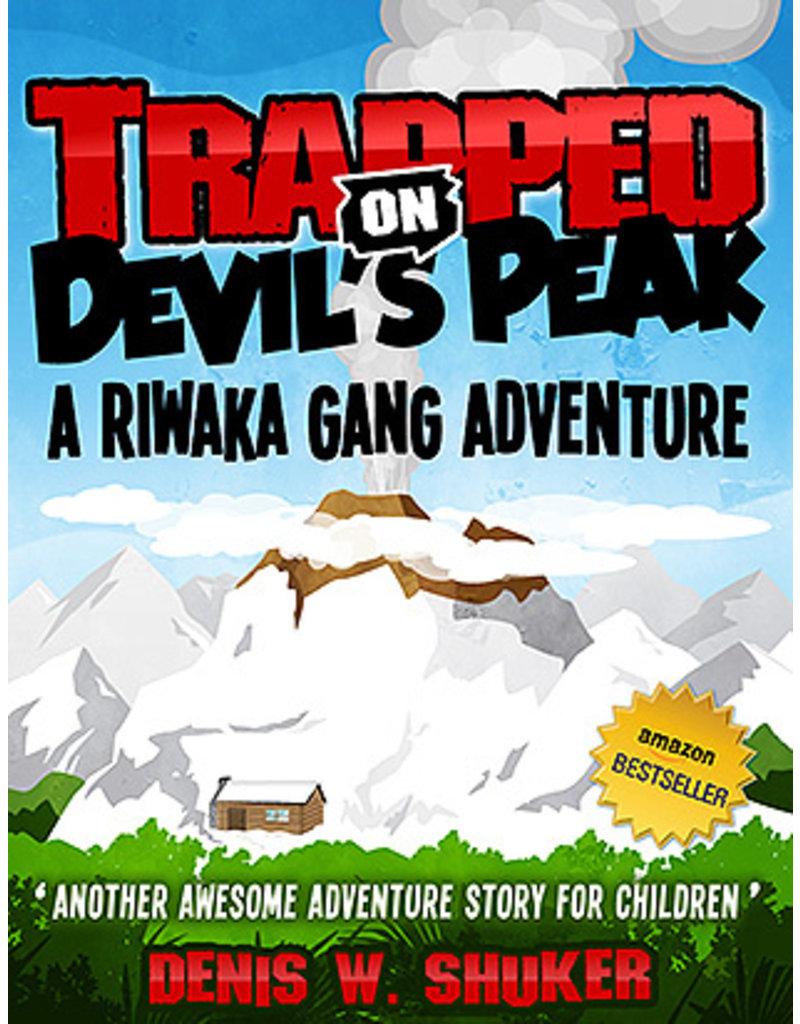 Denis Shuker Trapped on Devil's Peak