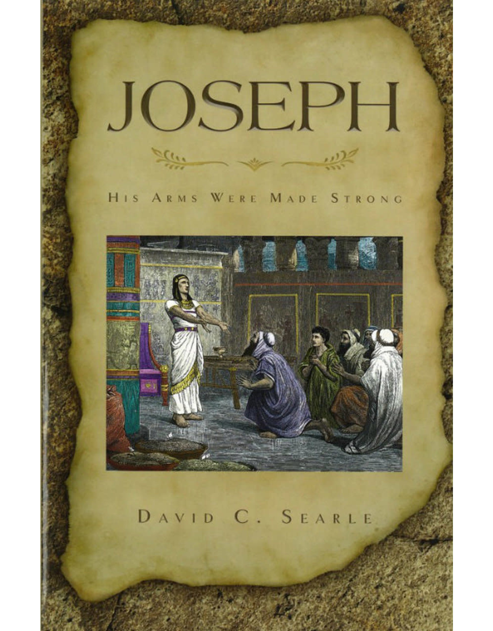 David Searle Joseph: His Arms Were Made Strong