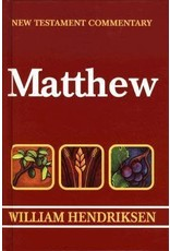 William Hendriksen New Testament Commentary - Matthew