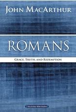 MacArthur Romans: Grace, Truth, and Redemption (John MacArthur bible study)