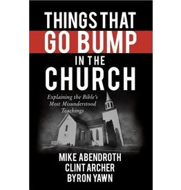 Abendroth Things that Go Bump in the Church