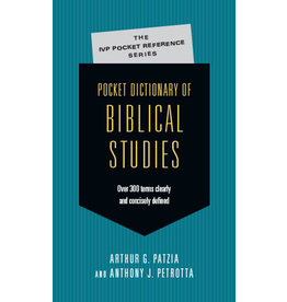 Patzia Pocket Dictionary of Biblical Studies