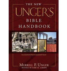 Unger The New Unger's Bible Handbook