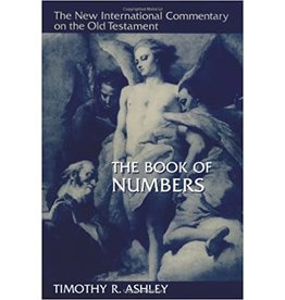Ashley New International Commentary - Numbers