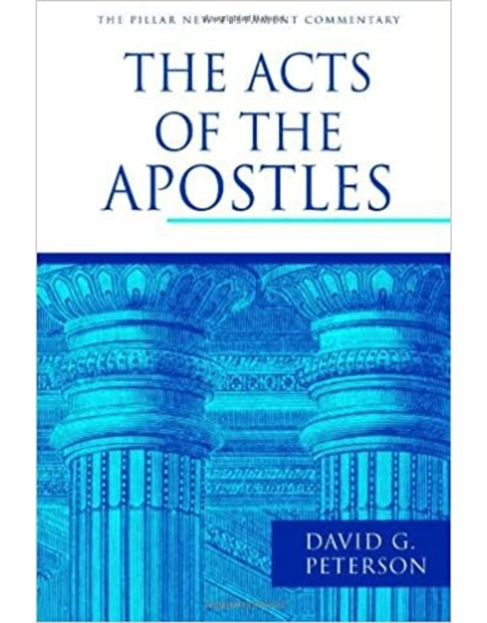 Petersen Pillar Commentary - Acts