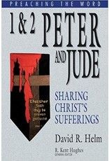 Helm 1 and 2 Peter and Jude: Sharing Christ's Sufferings