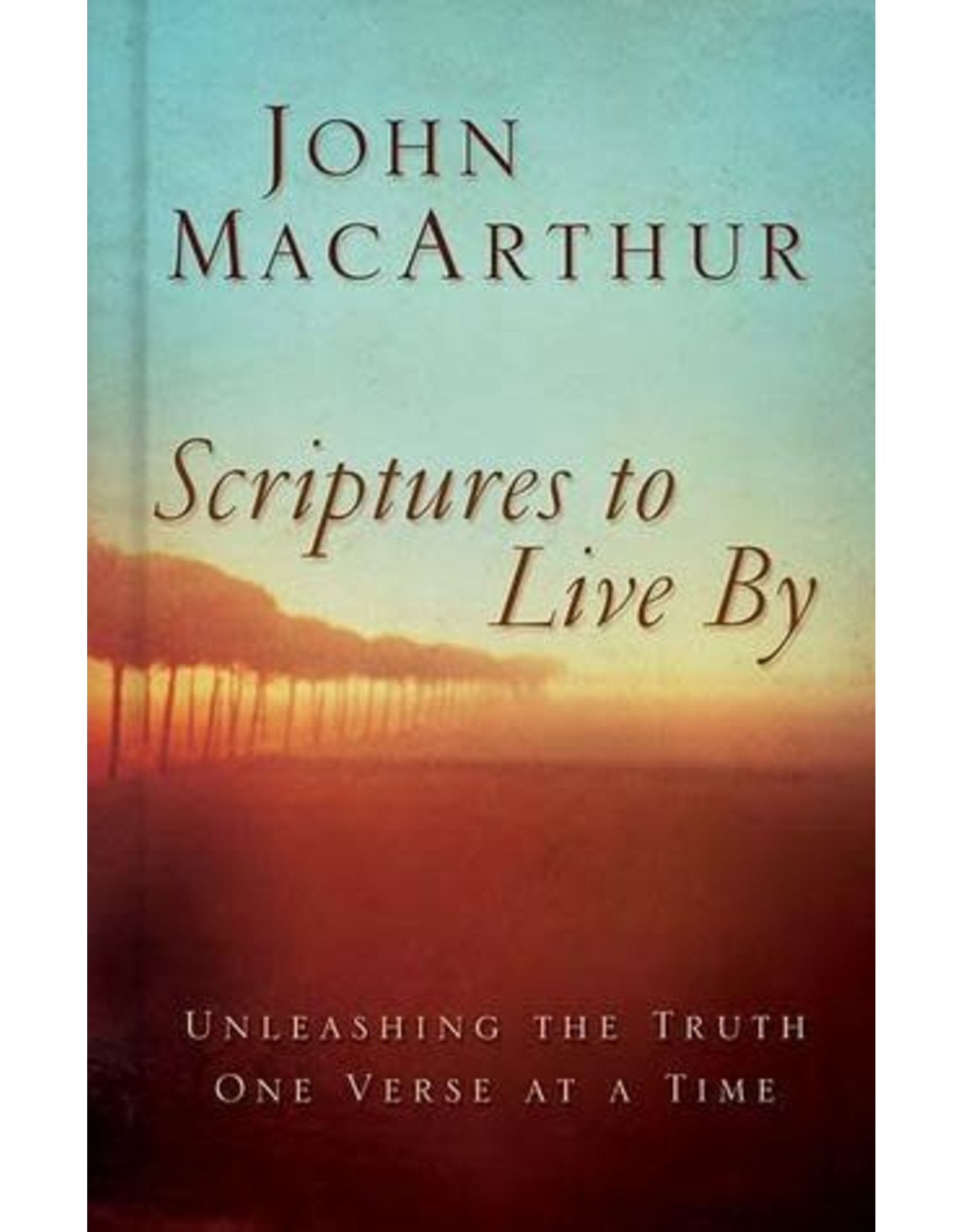 MacArthur Scriptures to Live By