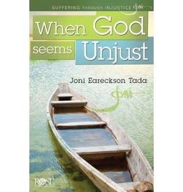 Rose Pushisher When God Seems Unjust
