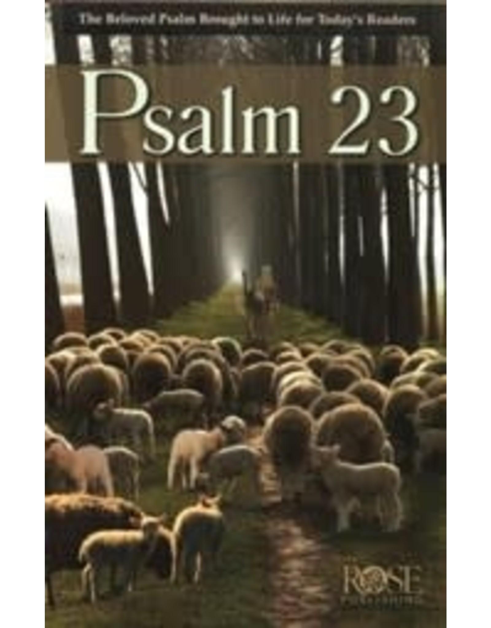 Rose Publishers Psalm 23