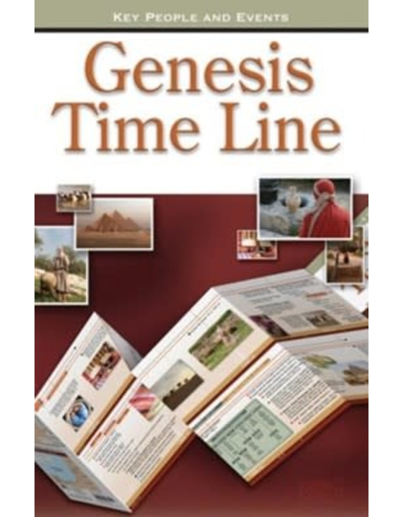 Rose Publishers Genesis Time Line