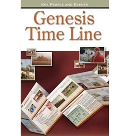Rose Publishers Genesis Time Line