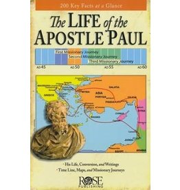Rose Publishers The Life of the Apostle Paul