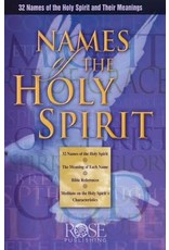 Rose Publishers Names of the Holy Spirit