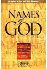 Rose Publishers Names of God