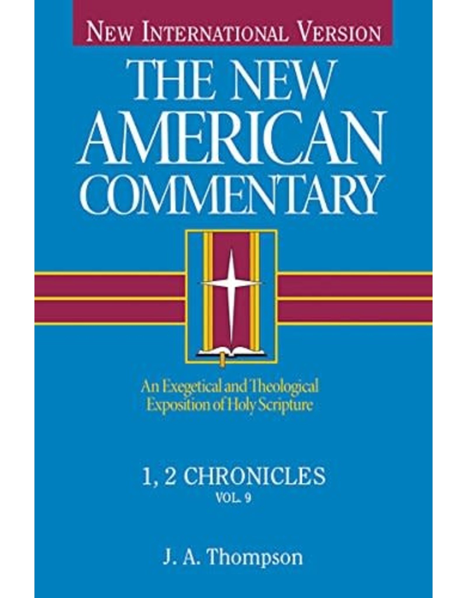 Thompson New American Commentary - 1,2 Chronicles