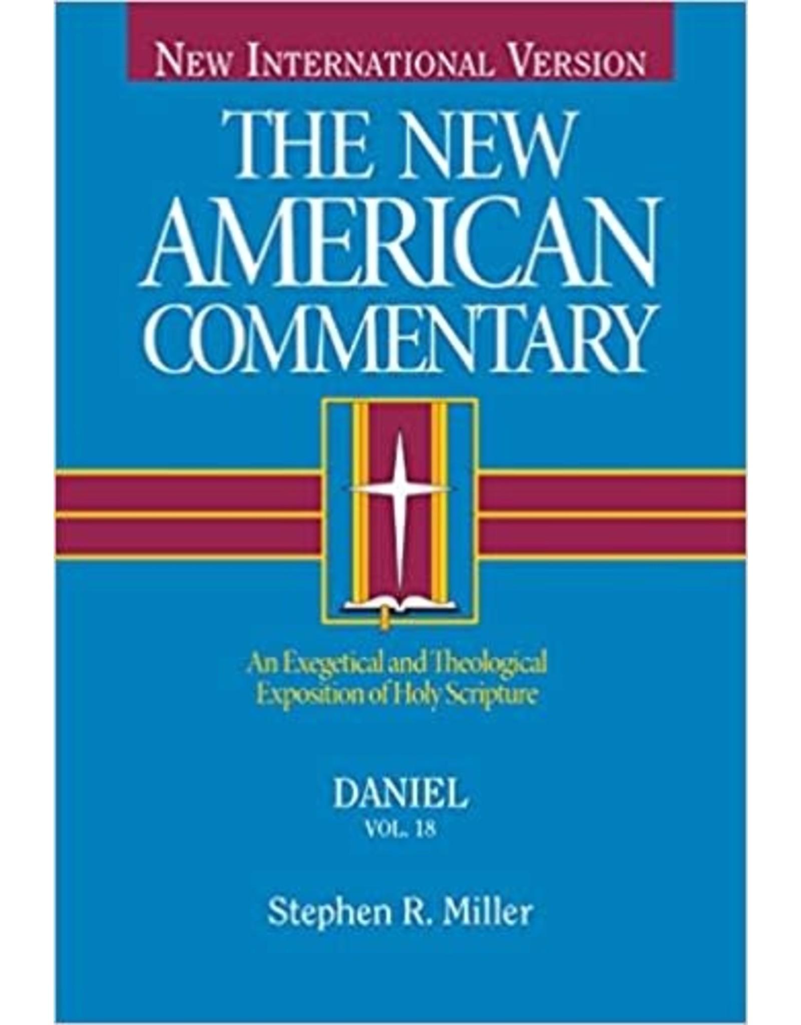 Miller New American Commentary - Daniel