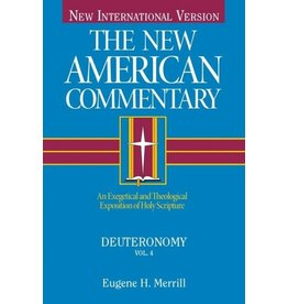 Merril New American Commentary - Deuteronomy