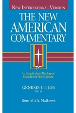 Matthews New American Commentary - Genesis 1-11:26