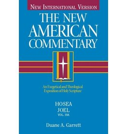 Garret New American Commentary - Hosea, Joel
