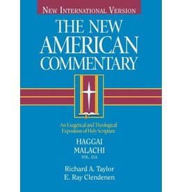 Taylor New American Commentary - Haggai, Malachi