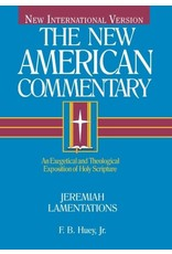 Huey New American Commentary - Jeremiah, Lamentations