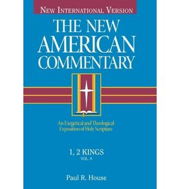 House New American Commentary - 1,2 Kings