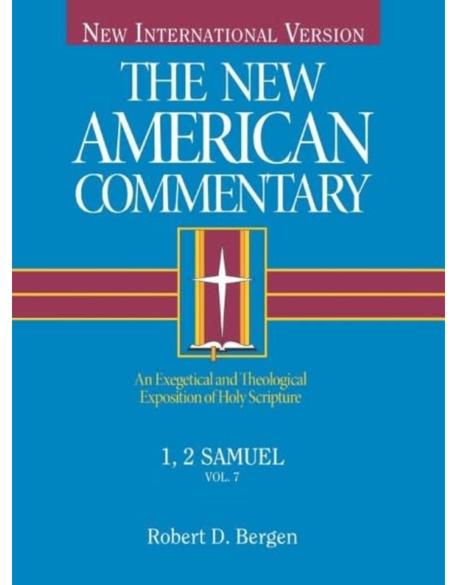 Bergen New American Commentary - 1, 2 Samuel