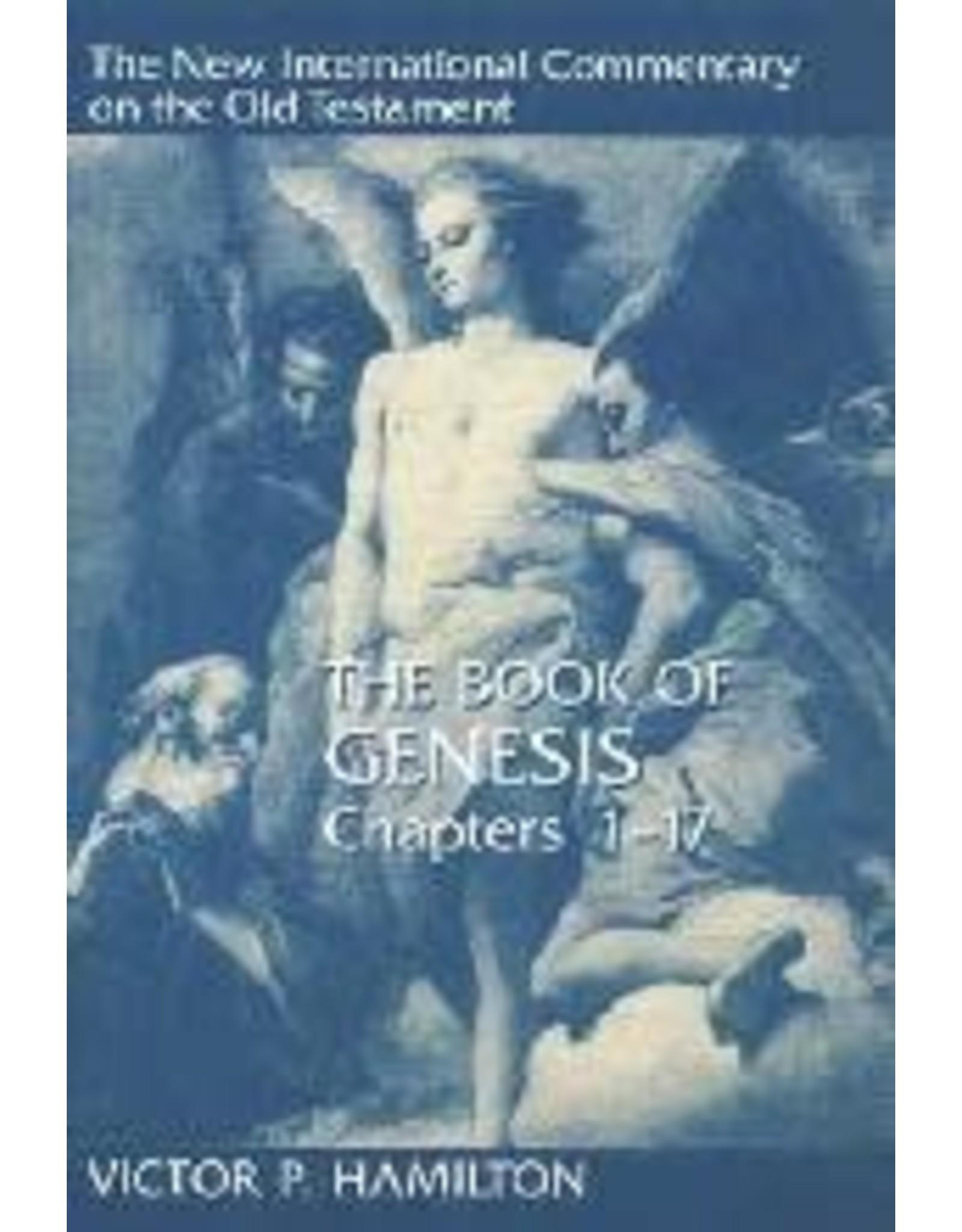 Hamilton New International Commentary - Genesis 1-17