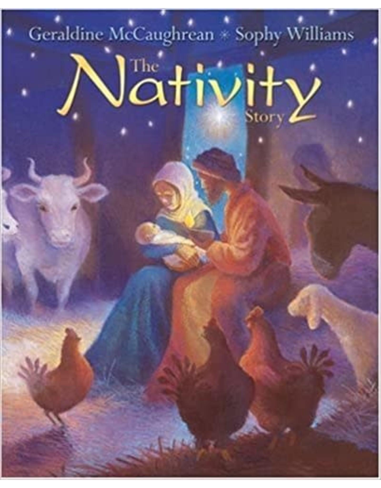 McCaughrean The Nativity Story